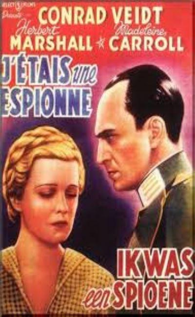 J'étais une espionne (1933)