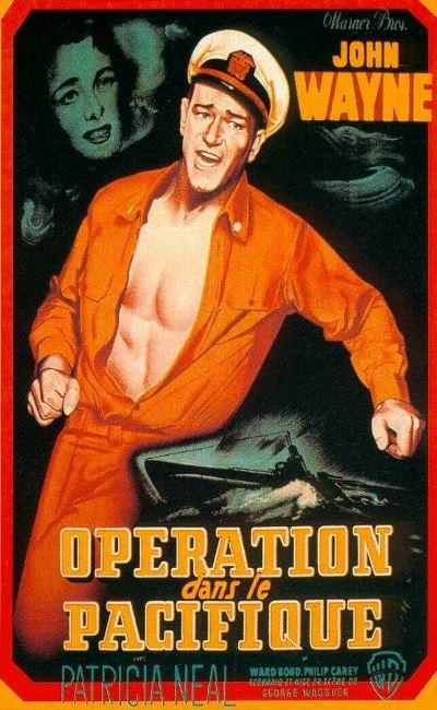 Opération dans le pacifique (1951)