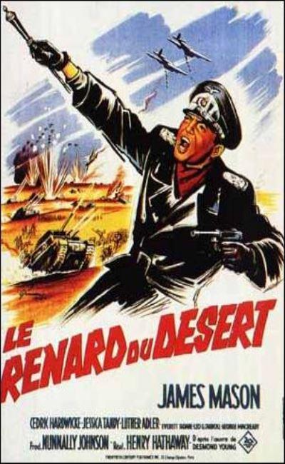 Le renard du désert (1951)