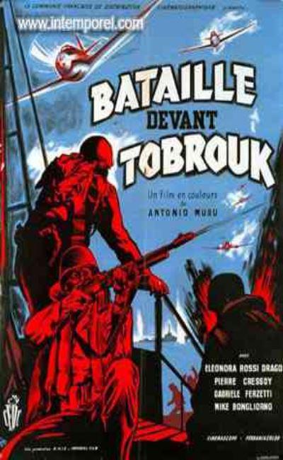 Bataille devant Tobrouk (1960)