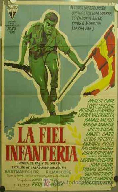 Baïonnette au canon (1961)