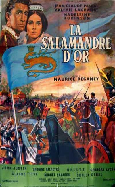 La Salamandre d'or (1963)