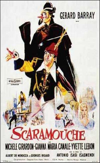 Scaramouche (1963)