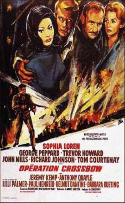 Opération Crossbow (1965)