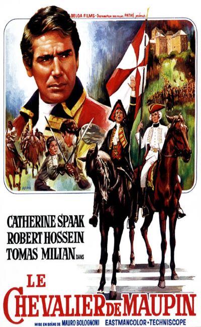 Le chevalier de Maupin (1966)