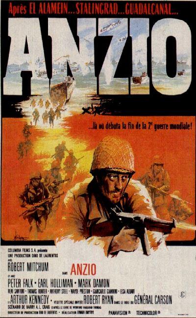 Bataille pour Anzio (1968)