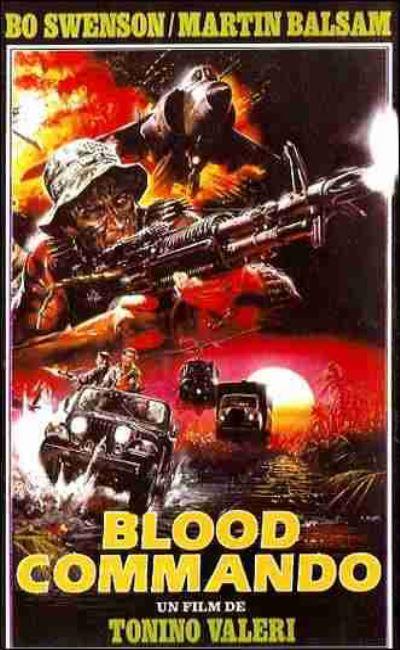 Blood commando (1987)
