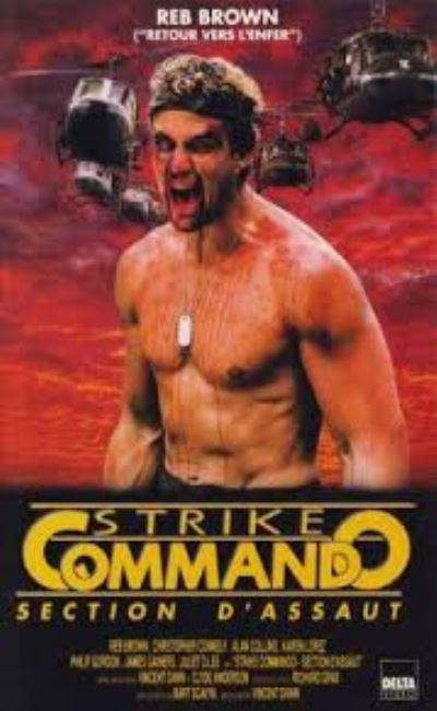 Strike commando : section d'assaut (1988)