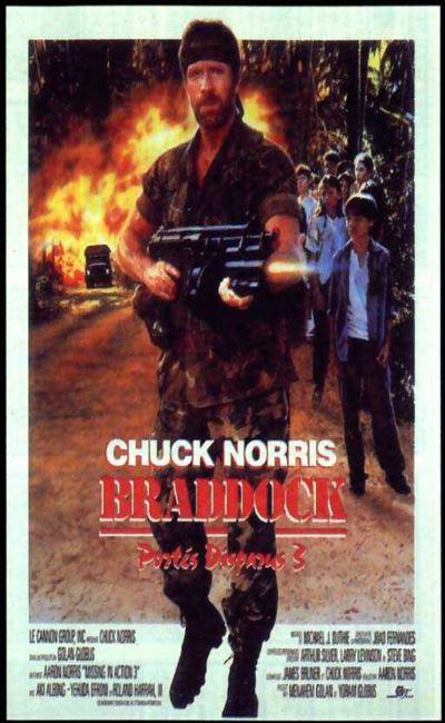 Braddock : portes disparus 3 (1988)