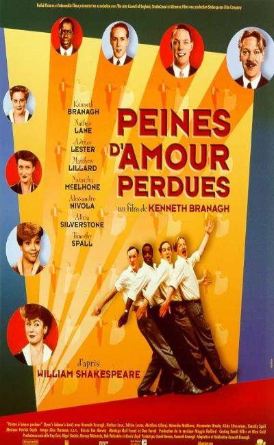 Peines d'amour perdues (2001)