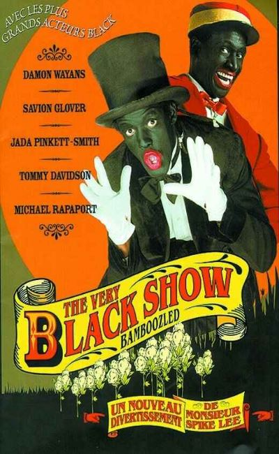 The very Black Show (2001)
