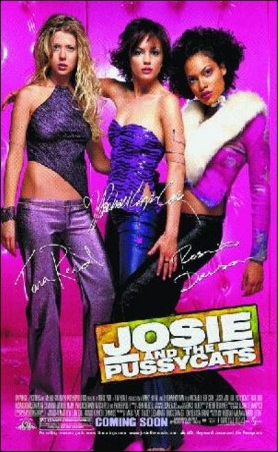 Josie et les Pussycats (2002)