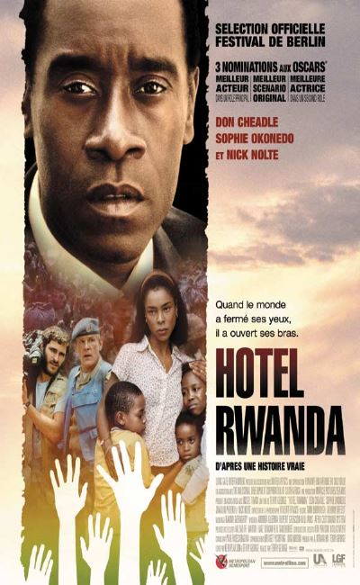 Hôtel Rwanda (2005)