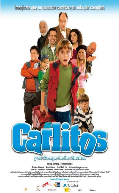 Carlitos - Un rêve un but (2010)