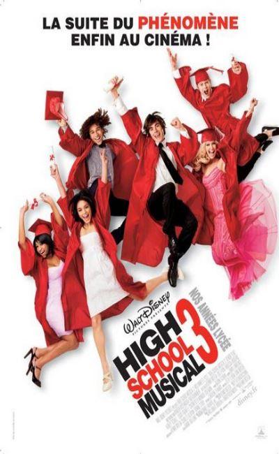 High school musical 3 : nos années lycée (2008)