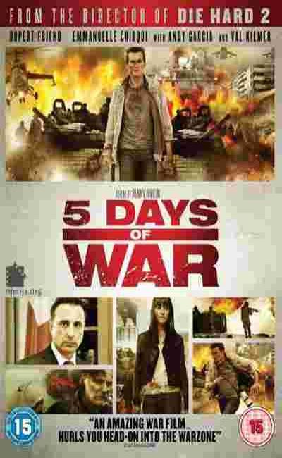 Etat de guerre (2011)