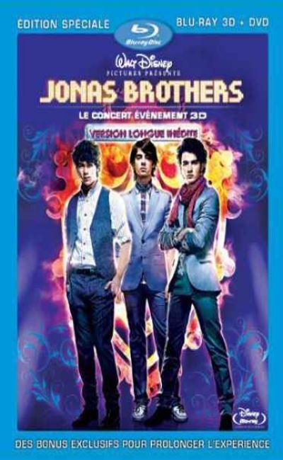 Jonas Brothers : le concert évènement 3D (2009)