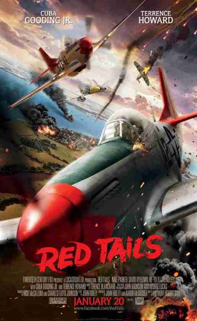 L'escadron Red Tails (2012)