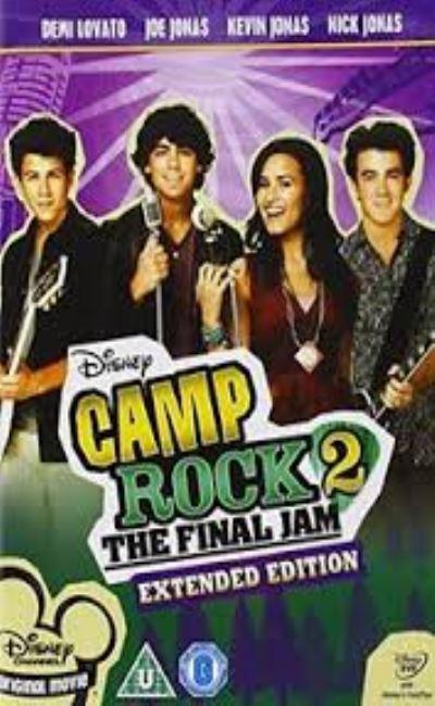 Camp Rock 2 : The final jam (2010)