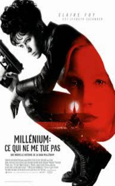 Millenium : Ce qui ne me tue pas (2018)
