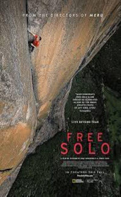 Free solo (2020)