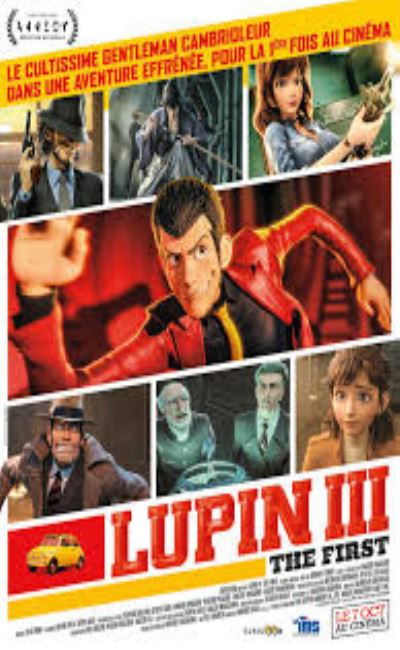 Lupin 3 : The First (2020)