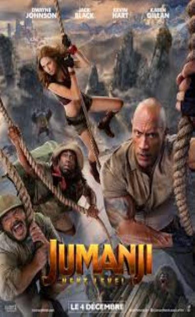 Jumanji - Next Level (2019)