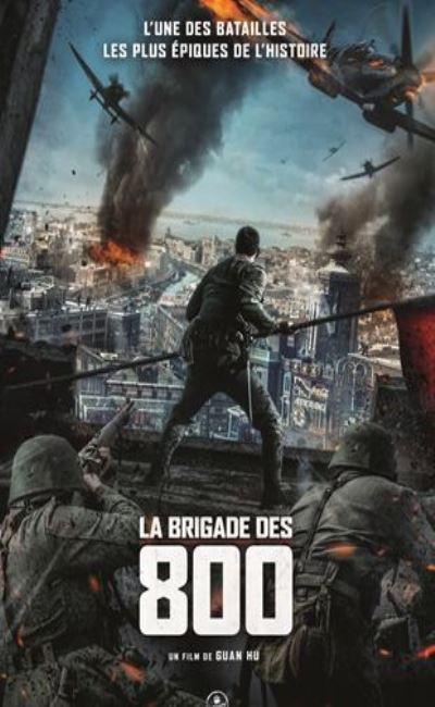 La brigade des 800 (2021)