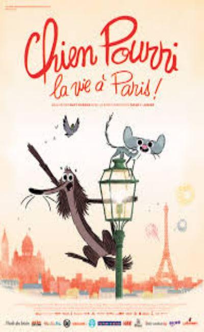 Chien Pourri, la vie à Paris ! (2020)
