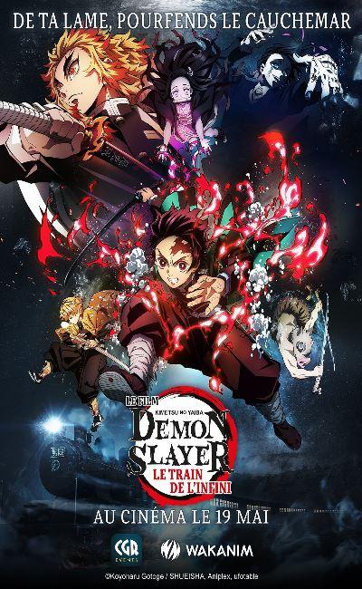 Demon Slayer - Le film : Le train de l'infini (2021)