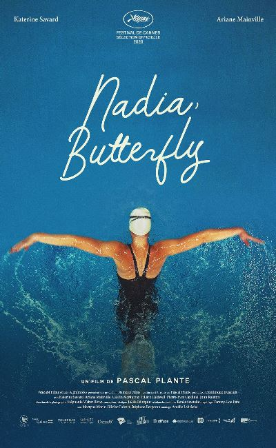Nadia Butterfly (2021)