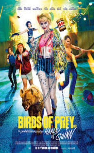 Birds of Prey (et la fantabuleuse histoire de Harley Quinn) (2020)