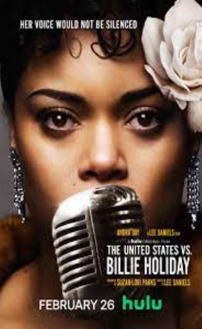 Billie Holiday une affaire d'État (2021)