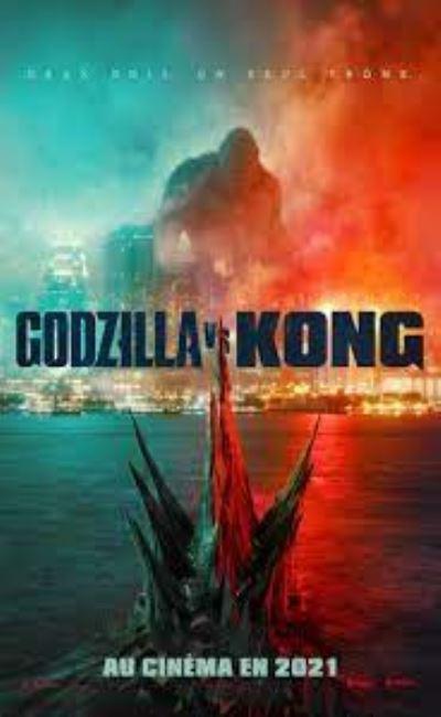 Godzilla contre Kong (2021)