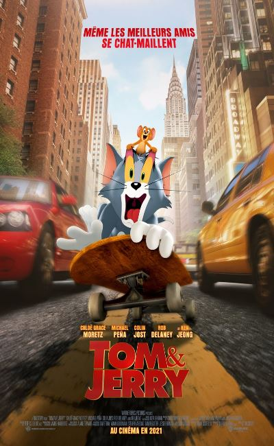 Tom et Jerry (2021)