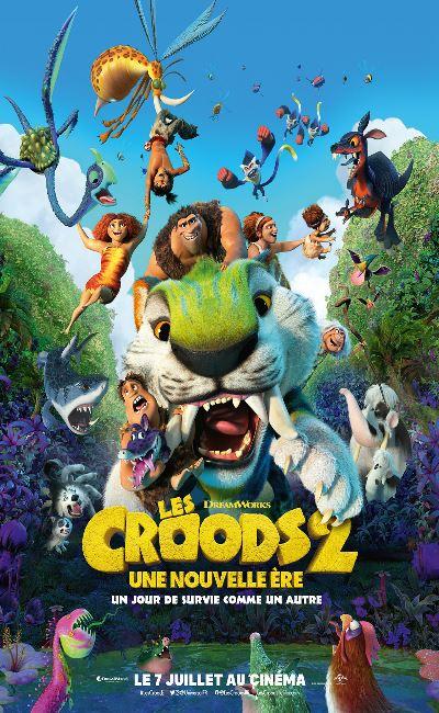 Les Croods 2 : une nouvelle ére (2021)