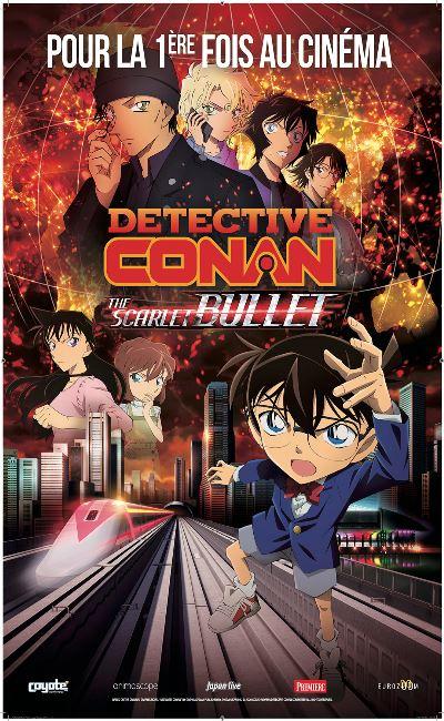 Détective Conan : la balle écarlate (2021)