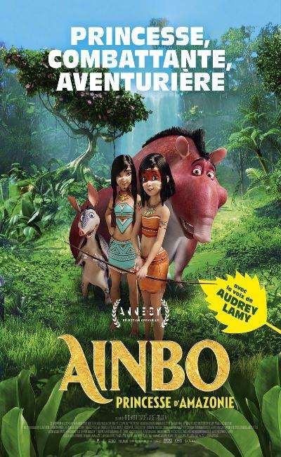 Ainbo princesse d'Amazonie (2021)