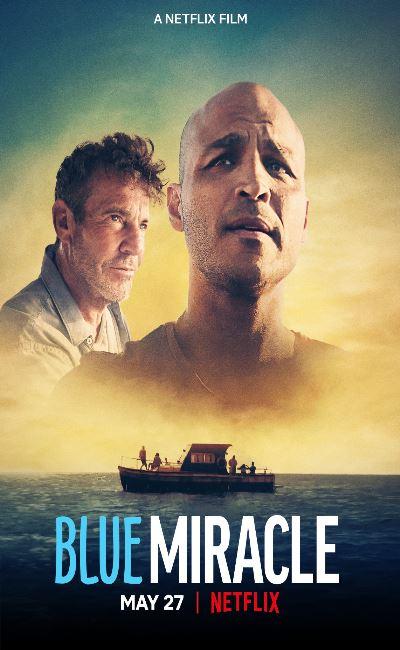 Miracle bleu (2021)